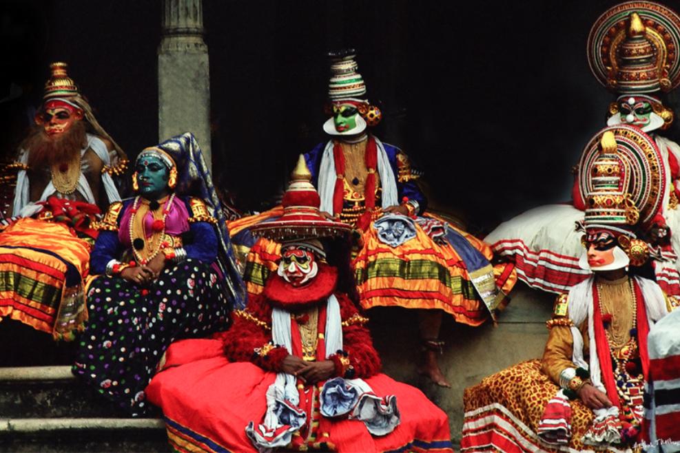 Indien – Land mit vielen Gesichtern